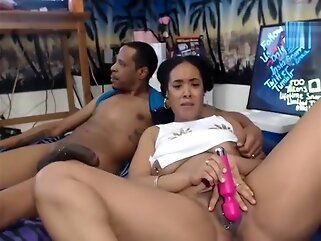 Ebony Nurses Knows How To Cure Big Black Cocks blowjob big cock