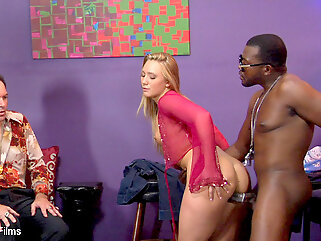 Moe Johnson & Tommy Toscano & AJ Applegate in Disco Cuck (Part 1 Of 2) - KINK big cock big ass